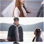 선우준,결혼식,의문,구라라,사람,모습