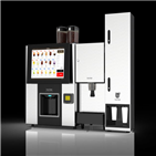 커피머신,커피,동구전자,제품,티타임,결제,무인카페머신,출시