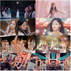 이달,소녀,차트,글로벌,빌보드,앨범,목소리