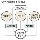 중소기업,중기협동조합,육성시책,강화,정부
