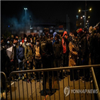 이민자,프랑스,파리,코로나19,텐트촌