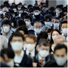 코로나19,이날,확진,일본,정책,도쿄도,감염