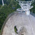 망원경,아레시보,외계인