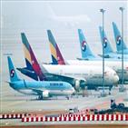 아시아나항공,대한항공,주가,인수,노선,한진칼,회사,구조조정,인력,정부