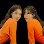 다비치,김현식,녹음