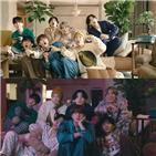 방탄소년단,뮤직비디오,앨범,모습,노래,장면