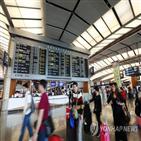 홍콩,싱가포르,시행,트레블,버블