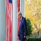 트럼프,대통령,대선,재출마,퇴임,가능성,측근