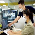 업무,서비스,처리,적용,은행,도입,기업,기술,자동화,시장