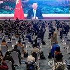 협력,주석,중국