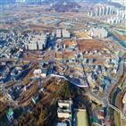 배방월천지구,완료,아산,개발,공사