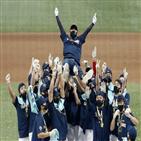 야구,대표,한국시리즈,우승