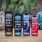 아이폰12,아이폰,업체,부품,비중,애플,프로맥스,스마트폰