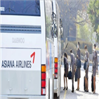 아시아나항공,아시아나,통합,브랜드,내년,대한항공,상표권,인수,직원