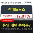 진매트릭스,상승,기사