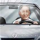 사고,노인,의한,운전자,운전,선고,일본