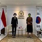 부의장,한국,인도네시아,의장,여성