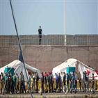 이주민,코로나19,카나리아제도,스페인,대유행,카나리아,경제,보트,목숨