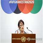 아프가니스탄,지원,미국,달러