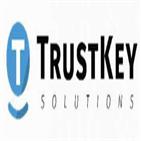솔루션,보안,트러스트키,사용,업체