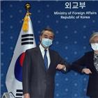 중국,부장,협력,한국,양국