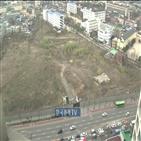 서울시,대한항공,부지,송현동