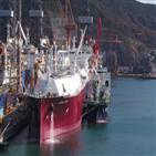 선박,대우조선해양,선적작업,운반선,국내,세계,관련