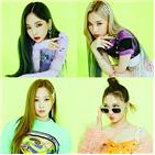 차트,에스파,데뷔곡,글로벌