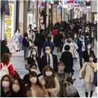 코로나19,일본,확진,여행,확산,지원