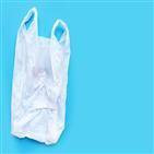 금지,비닐봉지