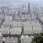 아파트,작가,신도시,건물,생각,서울