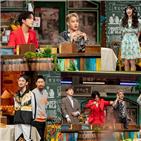 라비,카이,도레미,이날,문세윤,놀토,토요일,마켓,리액션