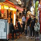 일본,한국,코로나19,확산,감염,상황,심각,고투,확진자가,하루