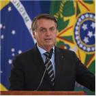 대통령,보우소나,지방선거,지지율,후보,브라질,코로나19