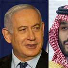 관계,정상화,왕세자,이스라엘,사우디,바이든