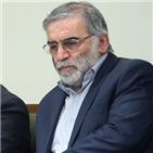 이란,파크리자,프로그램,핵무기,개발,암살,미국,이스라엘,솔레,중단
