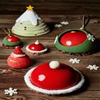 크리스마스,케이크,부산