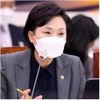 김해신공항,장관