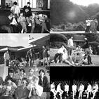 방탄소년단,뮤직비디오,버전,앨범