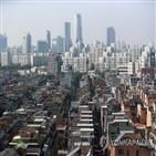 거래량,다세대,아파트,연립주택,빌라,서울,지난달,부동산,올해