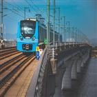 공항철도,운행,열차