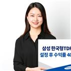 펀드,상품,한국형,설정,삼성