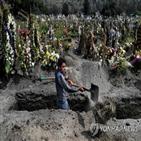 멕시코,확진,사망자,하루,이후