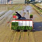 농업,농기계,개발,로봇,대동공업,자율주행,트랙터,수확,작업,상황