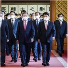 대통령,한국,당부,협력,대사