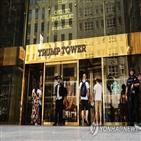 트럼프,대통령,해외,사업,논란,폴리티코,그룹