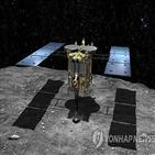 지구,캡슐,소행성,일본