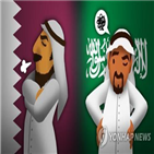 카타르,단교,이란,관계,사우디,양국