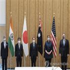쿼드,플러스,참여,한국,평가,회의