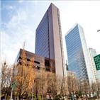 서소문빌딩,콘서트홀,건물,일대,호암아트홀,대규모